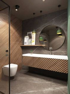 Another sexy bathroom design easily achieved just call ACS . Bathroom Luxury, Small Bathroom Interior, Diy Bathroom, Family Bathroom, Bathroom Toilets, Bathroom Layout, Bathroom Sets, Stone Bathroom, Bathroom Showers