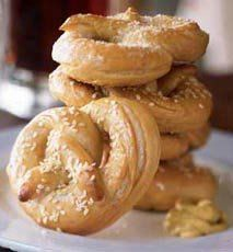 homemade soft pretzels...better than wetzel's pretzels?!