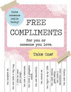 Little DNLL: Gratis complimenten!