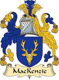 MACKENZIE Clan Coat of Arms