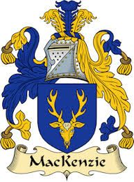 MACKENZIE Clan Coat of Arms