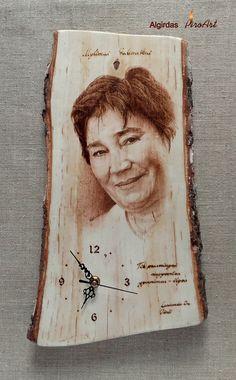 Weiteres - Porträt Personalisierte , Mutter Porträt. - ein Designerstück von AlgirdasPiroArt bei DaWanda