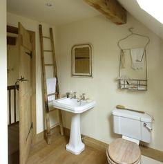 Pearmain - Border Oak - oak framed houses, oak framed garages and structures. Oak Bathroom, Bathroom Ideas, Wainscoting Bathroom, Family Bathroom, Basement Bathroom, Bathroom Inspiration, Interior Design Inspiration, Decor Interior Design, Design Ideas