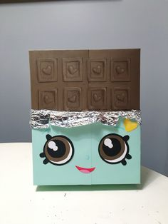 Shopkins Cheeky Chocolate Valentine box
