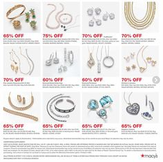 Macys Black Friday 2019 Ads and Deals Browse the Macys Black Friday 2019 ad scan and the complete product by product sales listing. Macys Black Friday, Black Friday 2019, Oval Diamond, Diamond Studs, Friday News, Oval Rings, London Blue Topaz, Coupons, White Gold