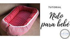 Hoy vamos a aprender a hacer un nido para bebé/reductores de cuna!, es muy sencillo de hacer y muy práctico, el regalo perfecto para un recién nacido ya que es muy útil.  Puedes ponerlo  en cualquier sitio, puedes ponerlo dentro de la cuna, en la cama, en el sofá… y de esta manera conseguimos que el bebé esté mas protegido, que no se vuelque….