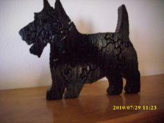 Scotty dog puzzle