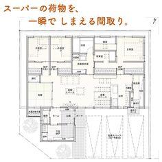 madree(マドリー)さんはInstagramを利用しています:「【 2018ベストオブ間取り大賞。 】 * さて、マドリーは2月14日からスタートし、 今日まで「ほぼ」毎日投稿してきましたー!👍 * * 今回はその中で、 最もリアクションをいただけた間取りをご紹介! * まあ良い間取りは人それぞれなのですが、…」 Tv Fr, Japanese House, House Plans, Floor Plans, House Design, Flooring, How To Plan, Architecture, Interior