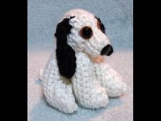 How to Loom Knit a Mini Dog