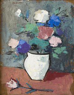 Post Impressionism, Impressionist, Frasier Crane, Flower Paintings, Flower Art, Countries, Diana, Flowers, Image