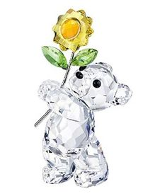 Swarovski bear....I remember receiving this from my special second mum :) xx