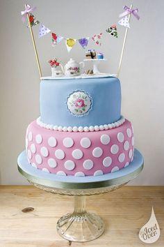 Cath Kidston novelty #cake