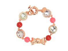 Marc by Marc Jacobs Exploded Bow Small Toggle Bracelet