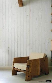 Interiors / 『王様のブランチ』で紹介! SCRAPWOOD WALLPAPER(スクラップウッド・ウォールペーパー) — Designspiration