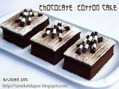 Cotton cake ini tidak menggunakan pemanggangan au bain marrie, tetapi menggunakan cara panggang biasa. Hasilnya juga gak kalah dengan y...