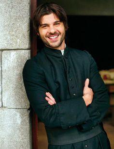 """Jordi Coll as Gonzalo in the Spanish soap opera """"el secreto de puente viejo"""""""
