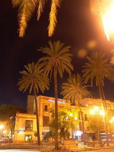 Jerez de la Frontera.Alameda Cristina