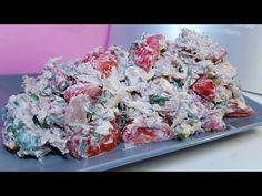 ОБАЛДЕННЫЙ САЛАТ на ПРАЗДНИЧНЫЙ СТОЛ. Праздничные салаты. - YouTube Potato Salad, Sushi, Health, Ethnic Recipes, How To Make, Food, Youtube, Life, Art