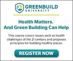 Greenbuild University