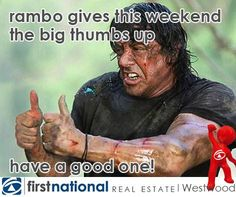 For some of you it's a long one... Have a great weekend!  The #FNRE Westwood team  #fnrewestwood #WePutYouFirst
