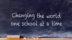 Zedbridge - Changing the World... One school at a time