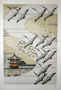 Ray Morimura - Artista giapponese _ Ray Morimura Arte Source by vicmaishep Art And Illustration, Art Illustrations, Botanical Illustration, Art Occidental, Art Chinois, Art Asiatique, Art Japonais, Ouvrages D'art, Japanese Painting