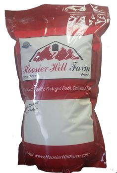 Hoosier Hill Bakers Bags, Bulk Sizes (ClearJel - Instant / 8lbs) ** Click image to review more details.
