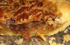 Slow Cooker Pecan Pie Cobbler - EASY and delicious!  www.getcrocked.com