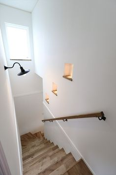 House Stairs, Wall Lights, Room, Projects, Home Decor, Stairway, Houses, Rail Guard, Bedroom