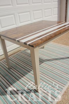 Step by Step, how to refinish a table. Card Table Redo, Dining Table Redo, Diy Table, Card Tables, Refurbished Furniture, Recycled Furniture, Furniture Makeover, Diy Furniture, Walnut Furniture