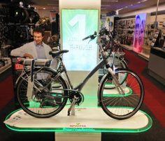 #sparta #ebike Sparta ION RXS+ E-bike van het jaar 2014