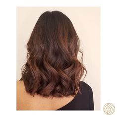 Layered hair is great but there is something about a blunt cut that just works. Having your hair all the same length can really make it easier to styl... Bob Cuts, Blunt Cuts, Blunt Hair, Brown Hair Balayage, Layered Hair, Your Hair, Short Hair Styles, Beauty, Bob Styles