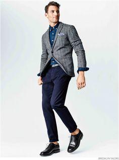 Gap x GQ 2014 Best New Menswear Designers in America