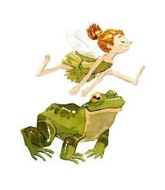 985aeab1e5b83 27 Best Frog References - Illustration   3D and 2D Animation ...