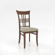 Canadel Custom Dining - Customized Grid Back Side Chair