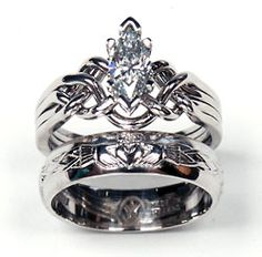 Claddagh Puzzle Ring Meaning