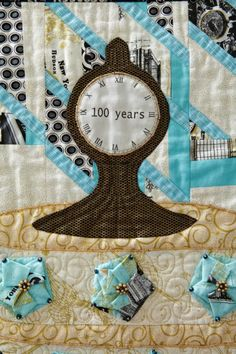 DETAIL GCT Centennial Cake, CELEBRATE! Nancy S. Hoskins, Springfield, Virginia