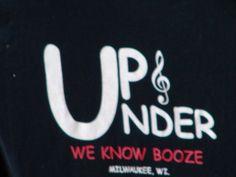 Up & Under Pub, Milwaukee WI