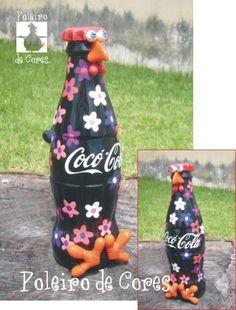 https://flic.kr/p/4rFHKz | Cocó-Cola Rosada | Essa Cocó-Cola segue o estilo básico da estampa florida.   Ela ficou mais feminina e graciosa com flores em tons de rosa.  Linda!!!
