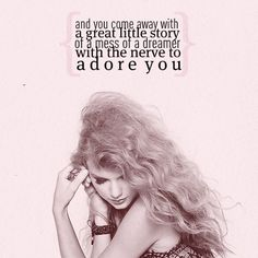 Song ; Cold as You Artist ; Taylor Swift  Album; Taylor Swift