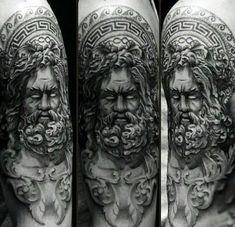 Картинки по запросу zeus tattoo