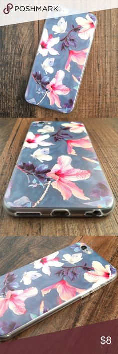 iPhone 6/6s or 6 plus/6s plus case BRAND NEW in manufacturer's packaging!!   This case features: ­•Unique design printed on a durable TPU case ­•Printed in UV LED so that the ink is durable and won't come off ­ •Enhances the iPhone's slim profile and doesn't add bulk to your phone   Check out my closet for all of my other accessories, and thanks for looking! Accessories Phone Cases