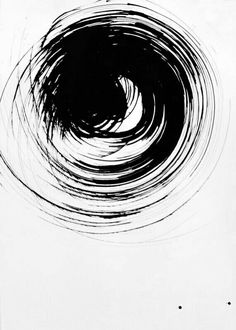 Simple by eva miller on etsy art asiatique, ink painting, black and white painting Abstract Drawings, Easy Drawings, Abstract Art, Ink Drawings, Abstract Paintings, Black And White Painting, Black White Art, Watercolor Artists, Ink Painting