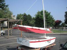 bimini shade made from picnic tarp Diy Boat, Boat Building, Sailboat, Sailing, Cruise, Picnic, Shades, Sailing Boat, Candle