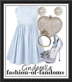 Cinderella - Disney Get The Look