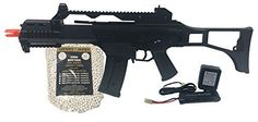 HK G36C Airsoft Alpha Python Package Airsoft Gun >>> More info could be found at the image url.