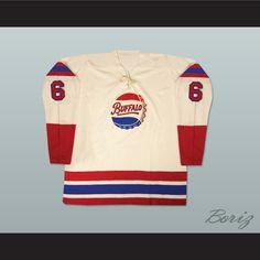 Looking for Buffalo Bisons Old School Hockey Jersey, Buffalo-Bisons ? Visit http://www.borizcustomsportsjerseys.com/product-p/buffalo-bisons.htm