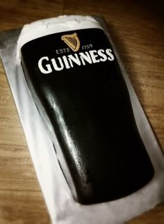 Guinness Cake, think my husband would love this!