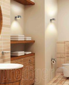 Top Light Puk Maxx Wall LED Linse/Glas