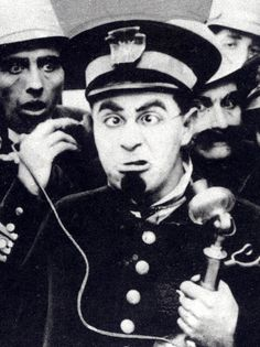 26 Best keystone cops images | Keystone cops, Cops, Silent film